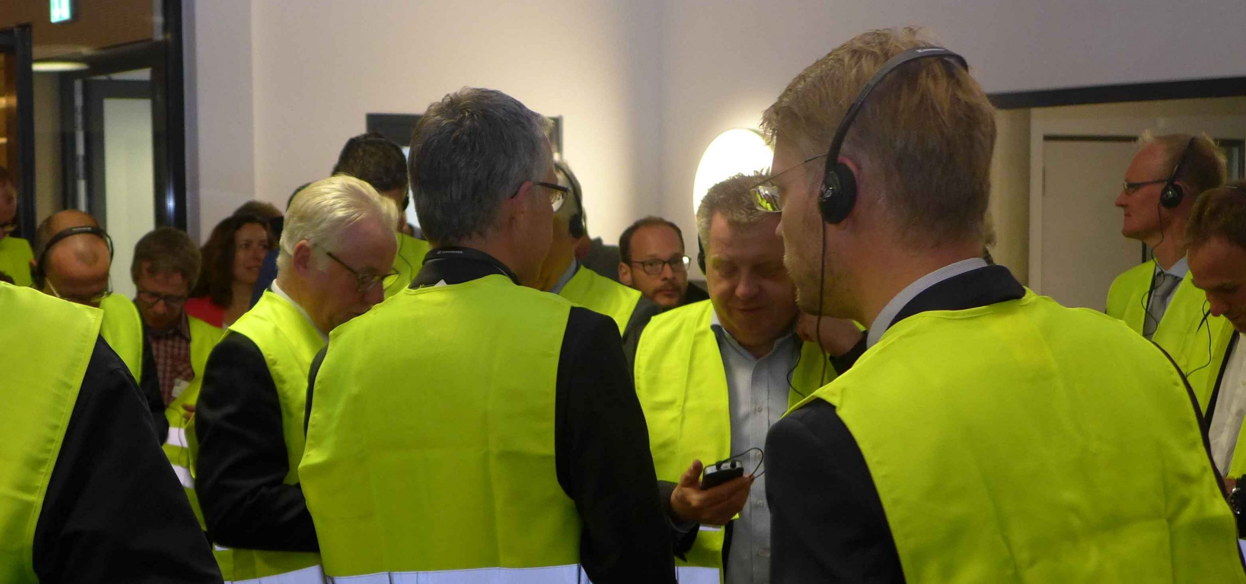Großes FORUM on tour egeplast_Gruppe Werksbesichtigung