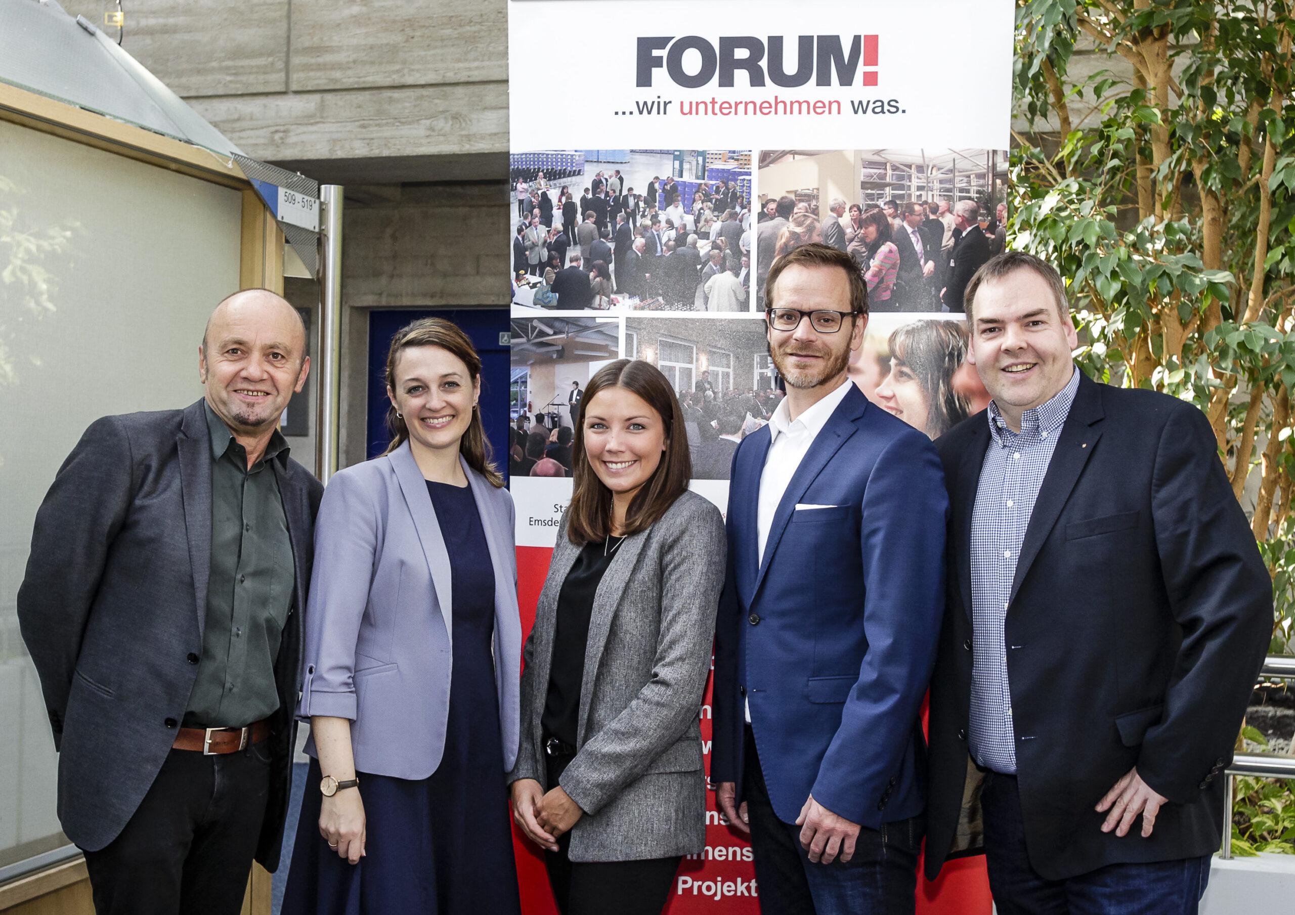 FORUM! Frau Griese übernimmt Ende 2019 von Frau Horstmann